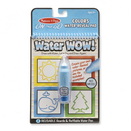 Water WOW - Couleurs & Formes
