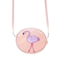 Flamingo Cross Body Bag