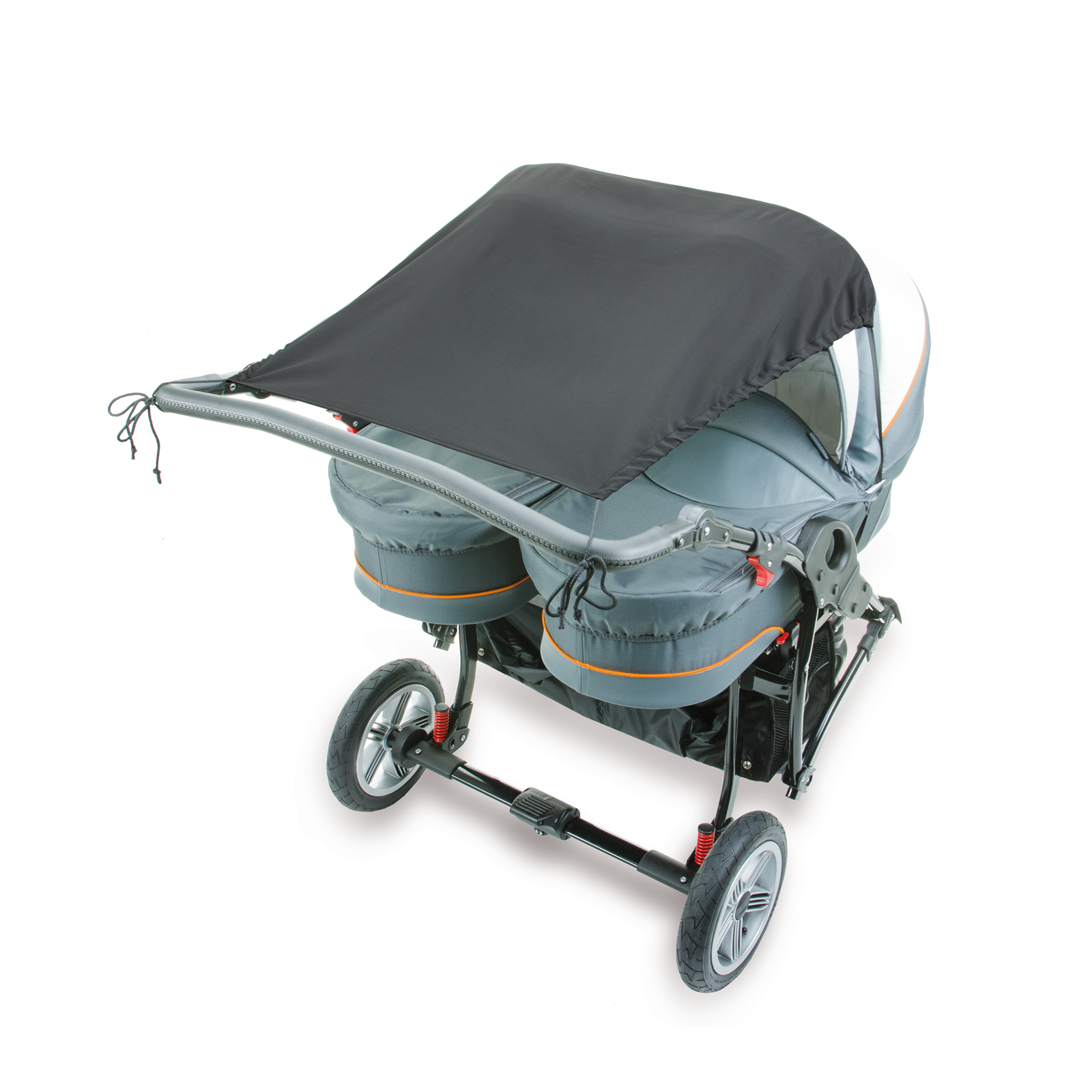 awning twin stroller diago