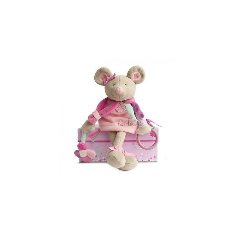Pearly, souris d'activité