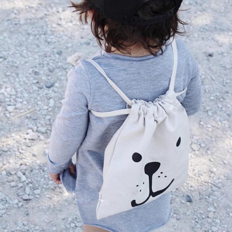 Mini sac à jouet