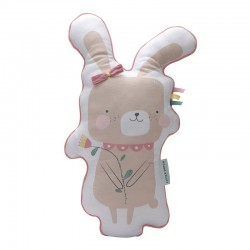 PINK BUNNY cushion