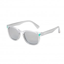 Lightning Bolt Silver Sunglasses
