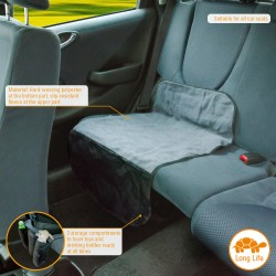 Protective mat for car seat