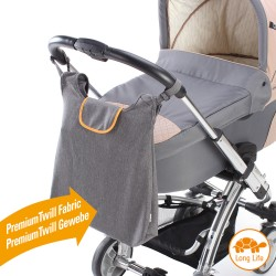 Pram shopping bag