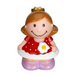Princess bath toy