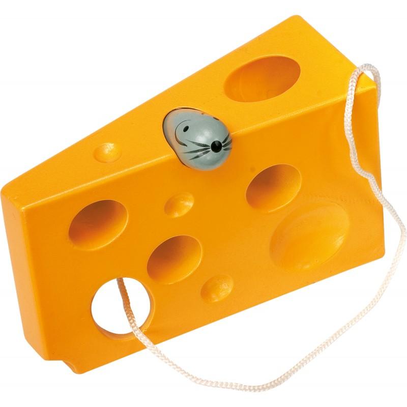 Le fromage et la souris