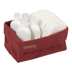 Large baby storage basket -...