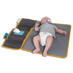 Ready-to-go changing mat