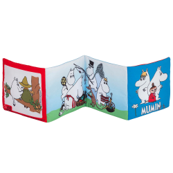 Moomin activity book