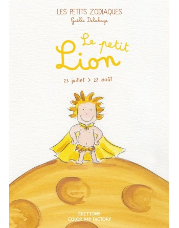 Book : The little Lion