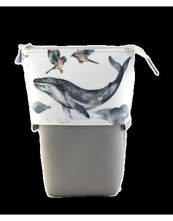 Pencil case - Whale