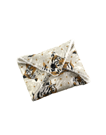 Pochette à savon - Tigres