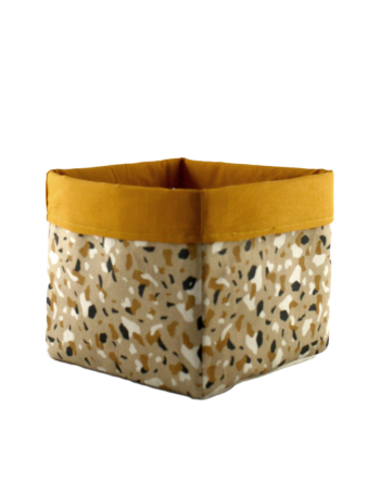 Fabric basket - Granit
