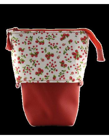 Pencil case - Strawberries