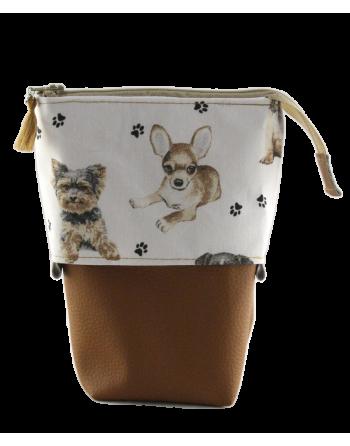 Pencil case - Dogs