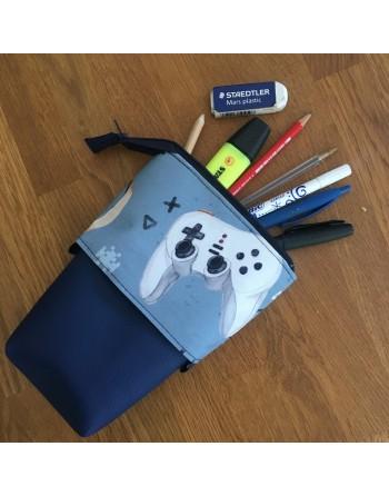 Pencil case - Video Game