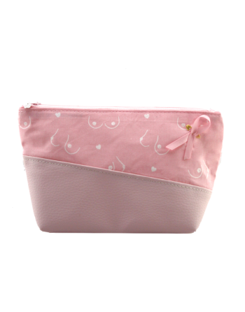 Make-up case - Pink October