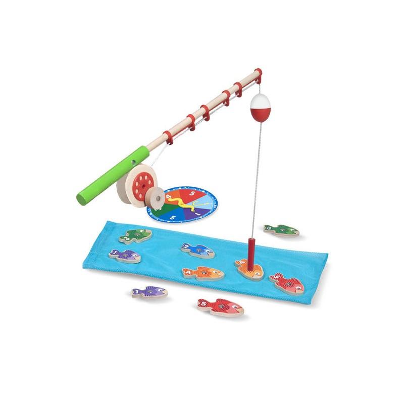 Jeu de pêche magnétique