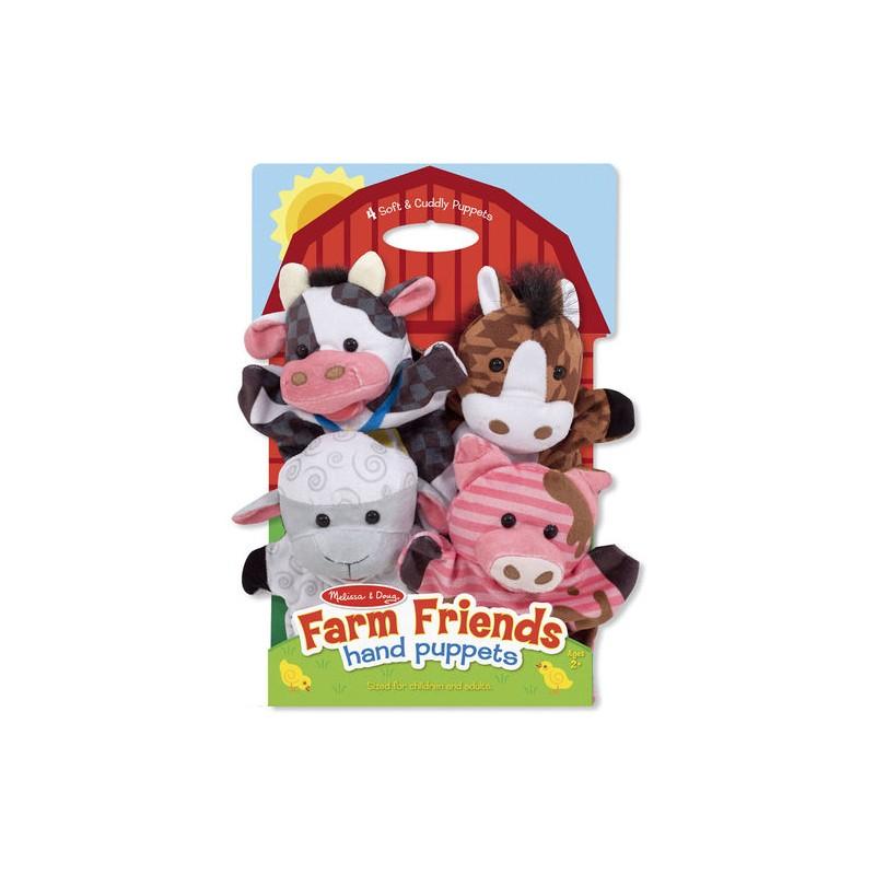 Marionnettes Animaux de la ferme