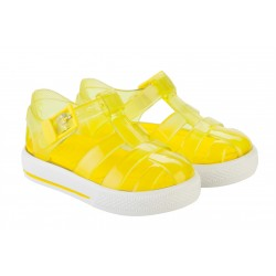 TENIS sandal - Yellow