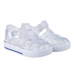TENIS sandal - Transparent