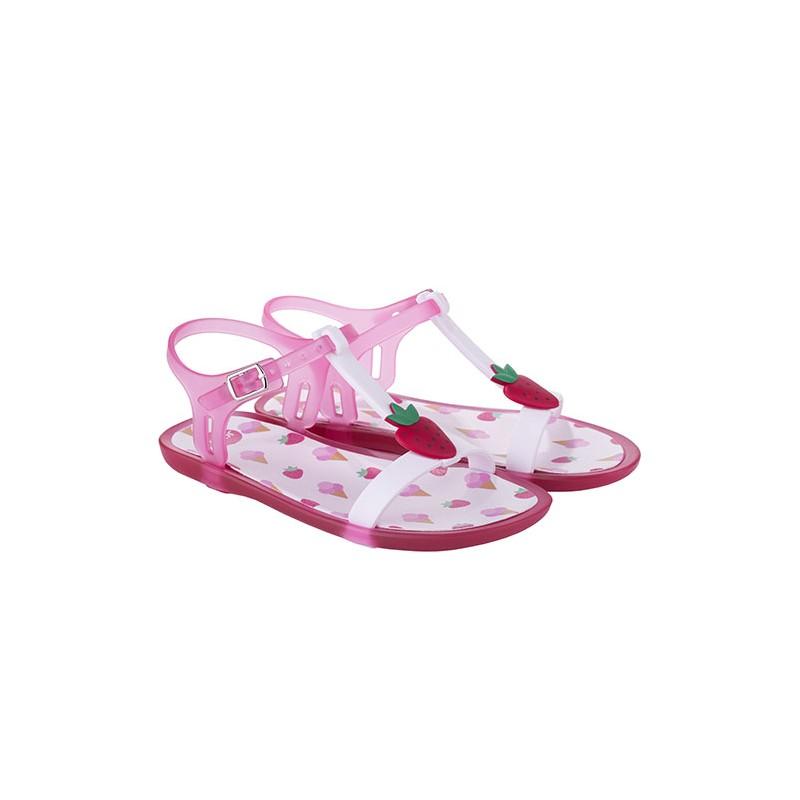 Sandales TRICIA - Fraises
