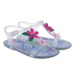 TRICIA sandal - Flowers